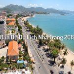 Bật mí bản đồ du lịch Nha Trang, oanh tặc khắp chốn Nha Trang