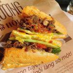 SIÊU HOT: Bánh mì Hội An có mặt tại Hàn Quốc, Sock với bảng giá
