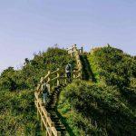 """Địa điểm du lịch tại Đài Loan: Bitou Jiao được mệnh danh là """"con mắt xứ Đài"""""""