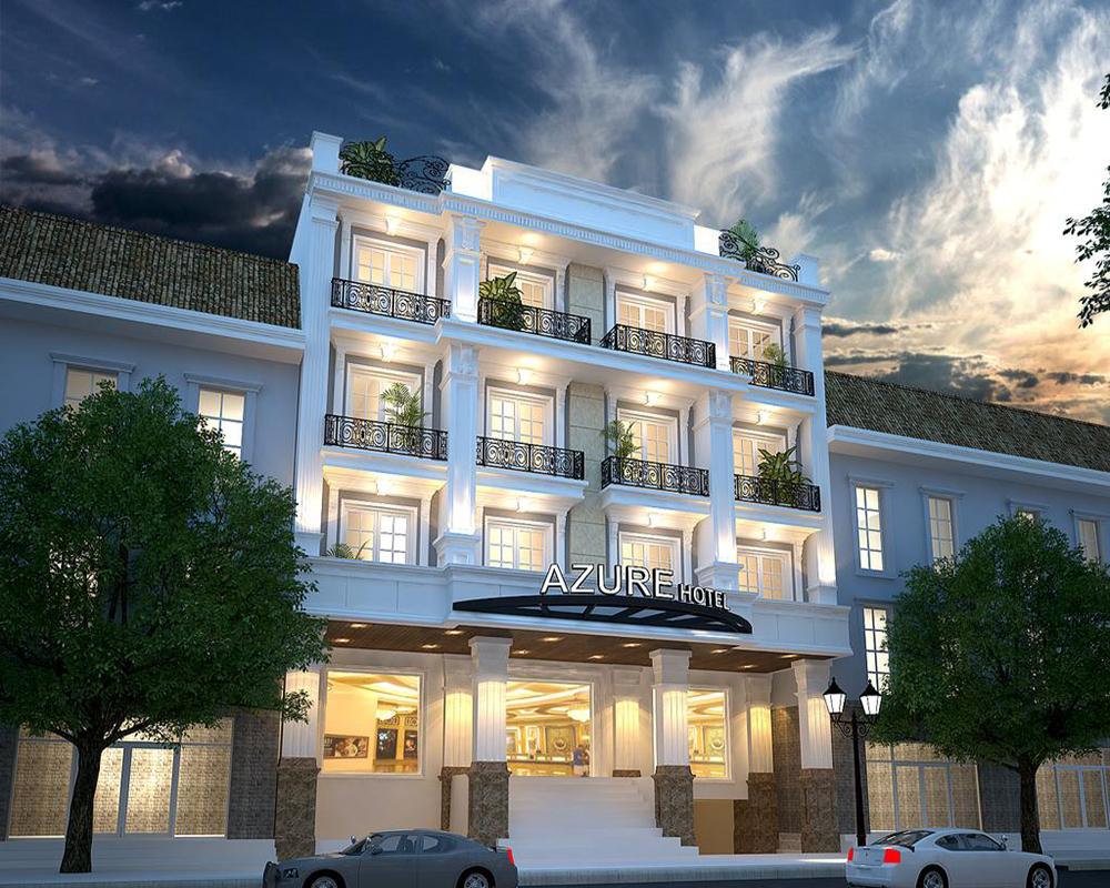Combo Sapa Tránh Nóng: Azure Sapa Hotel + Tặng Buffet Sáng