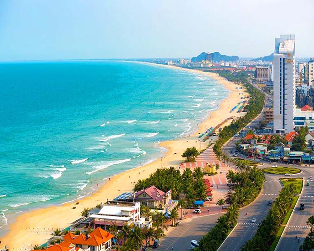 Combo Đà Nẵng 3 ngày 2 đêm Vé máy bay khứ hồi + Khách sạn 2* Cali Night