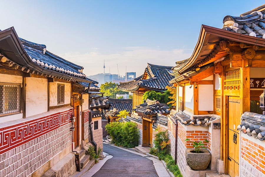 Tour Hàn Quốc 4N3Đ