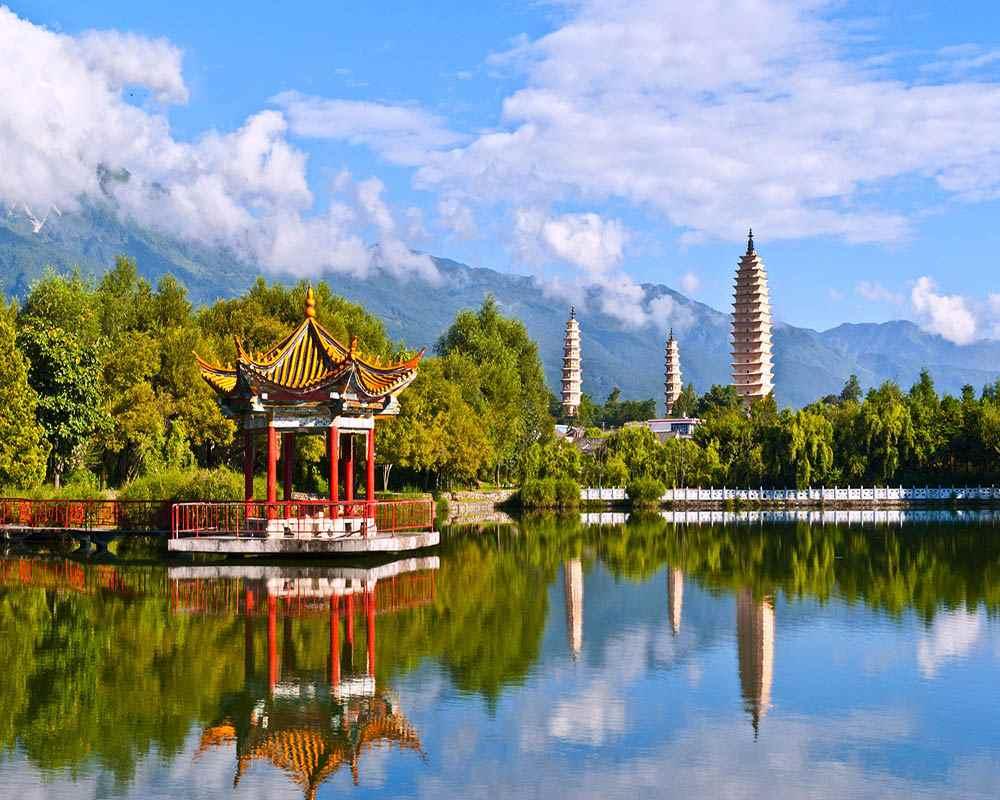Tour Lệ Giang Shangrila 5 ngày 4 đêm