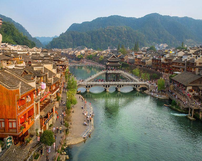 Tour Trung Quốc 5 ngày 4 đêm giá rẻ