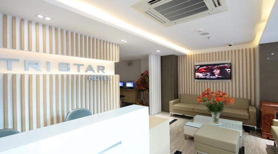 Combo Nha Trang 3N2Đ: Tristar Hotel 2* + Vé máy bay