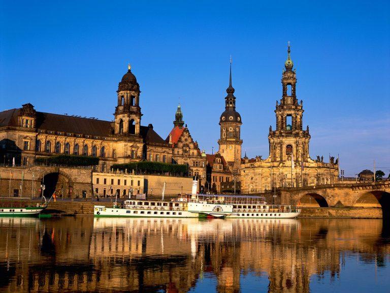 Du lịch nước Đức