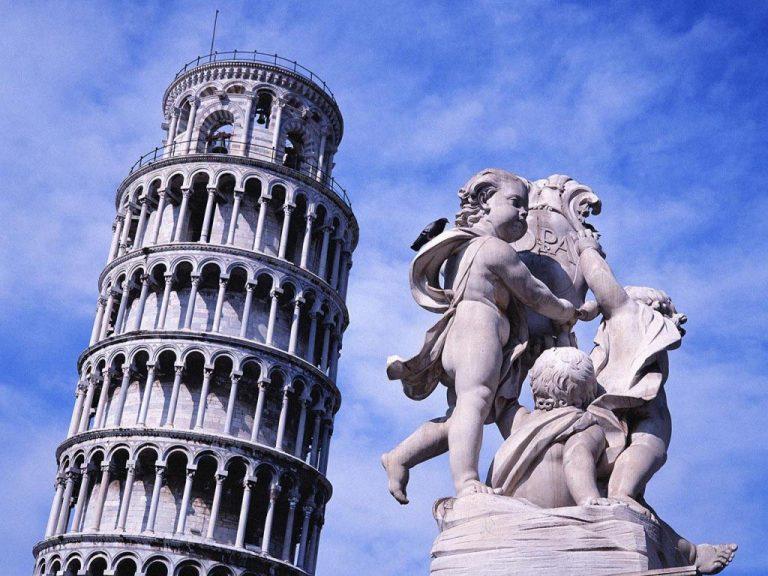 Du lịch khám phá italia