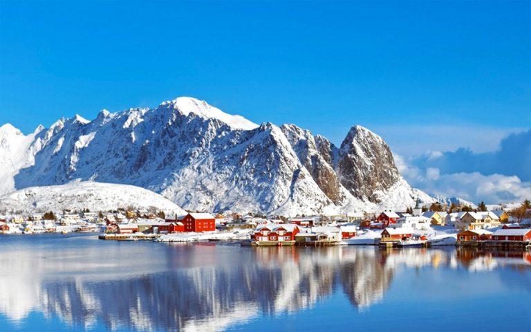 Du lịch tới Na Uy