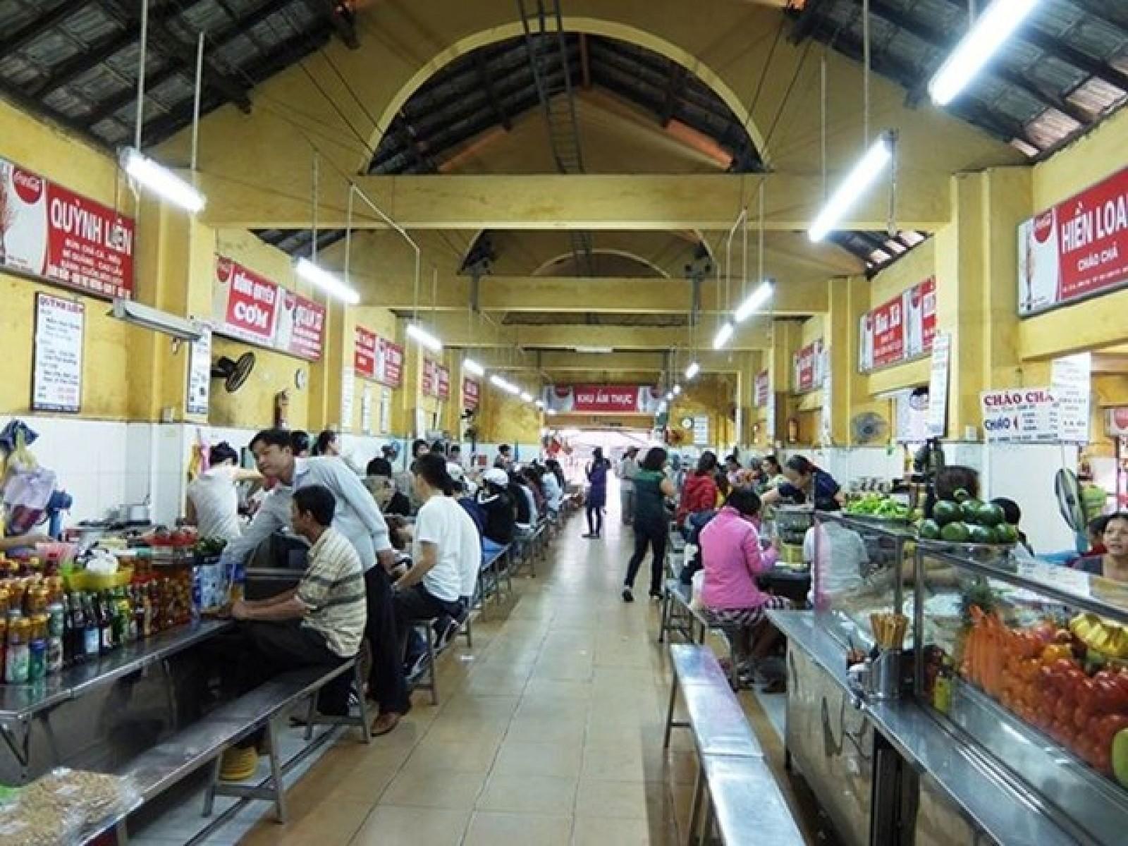 chợ nổi tiếng Đà Nẵng