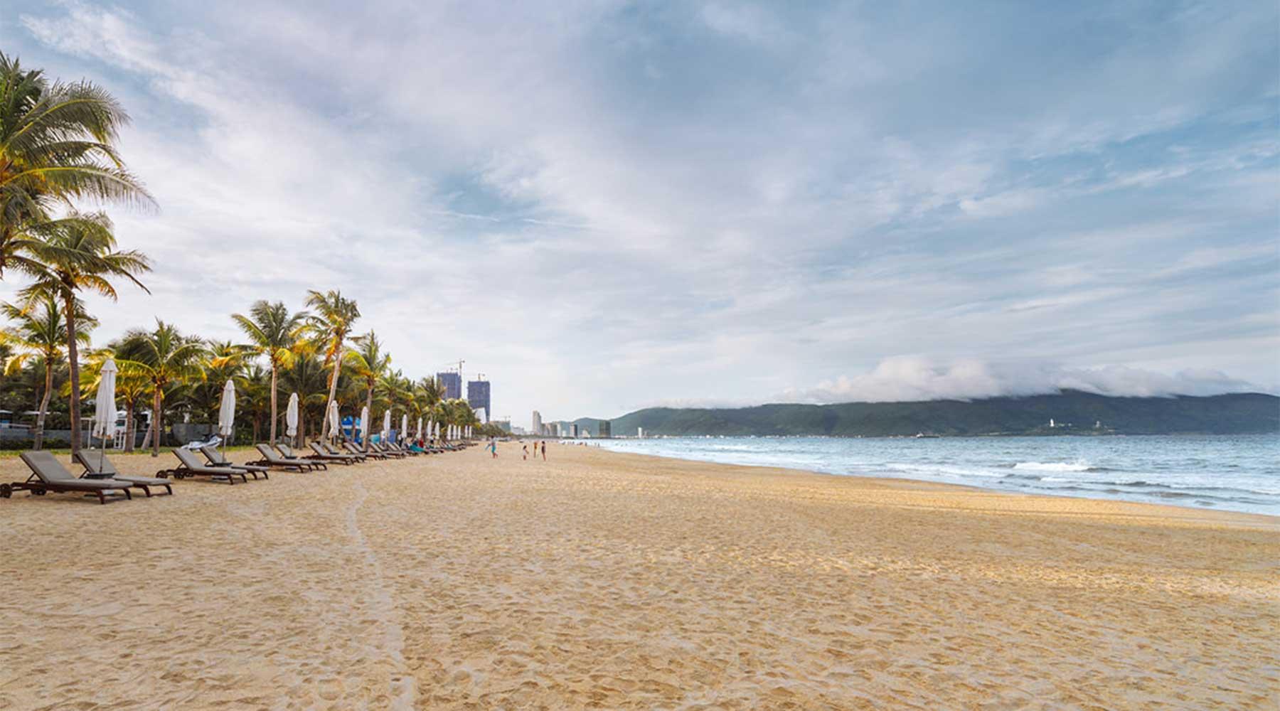 bãi biển đẹp tại đà nẵng