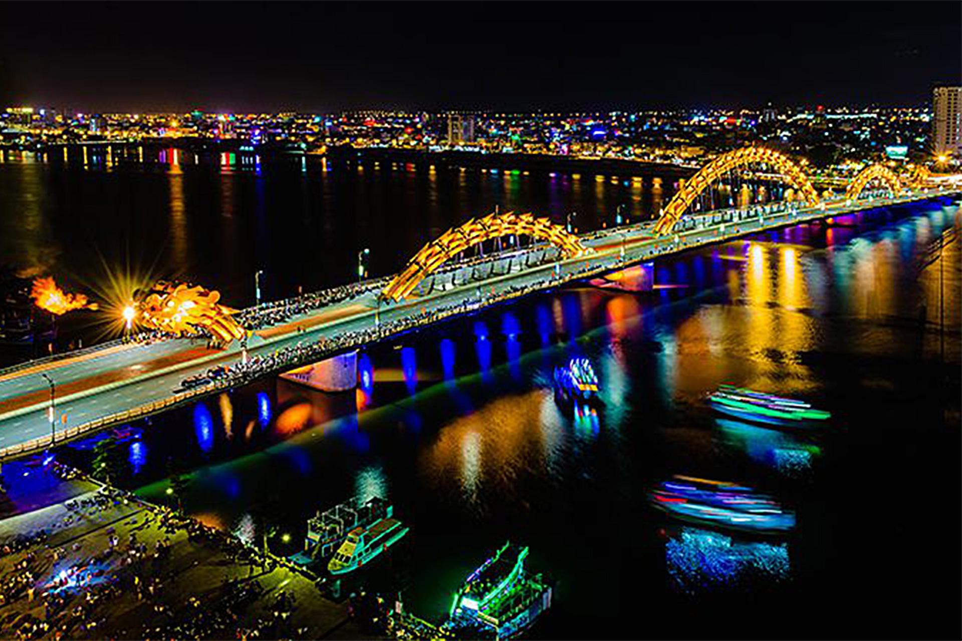 đà nẵng thành phố những cây cầu
