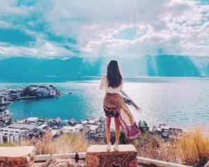 du lịch tự túc kinh nghiệm