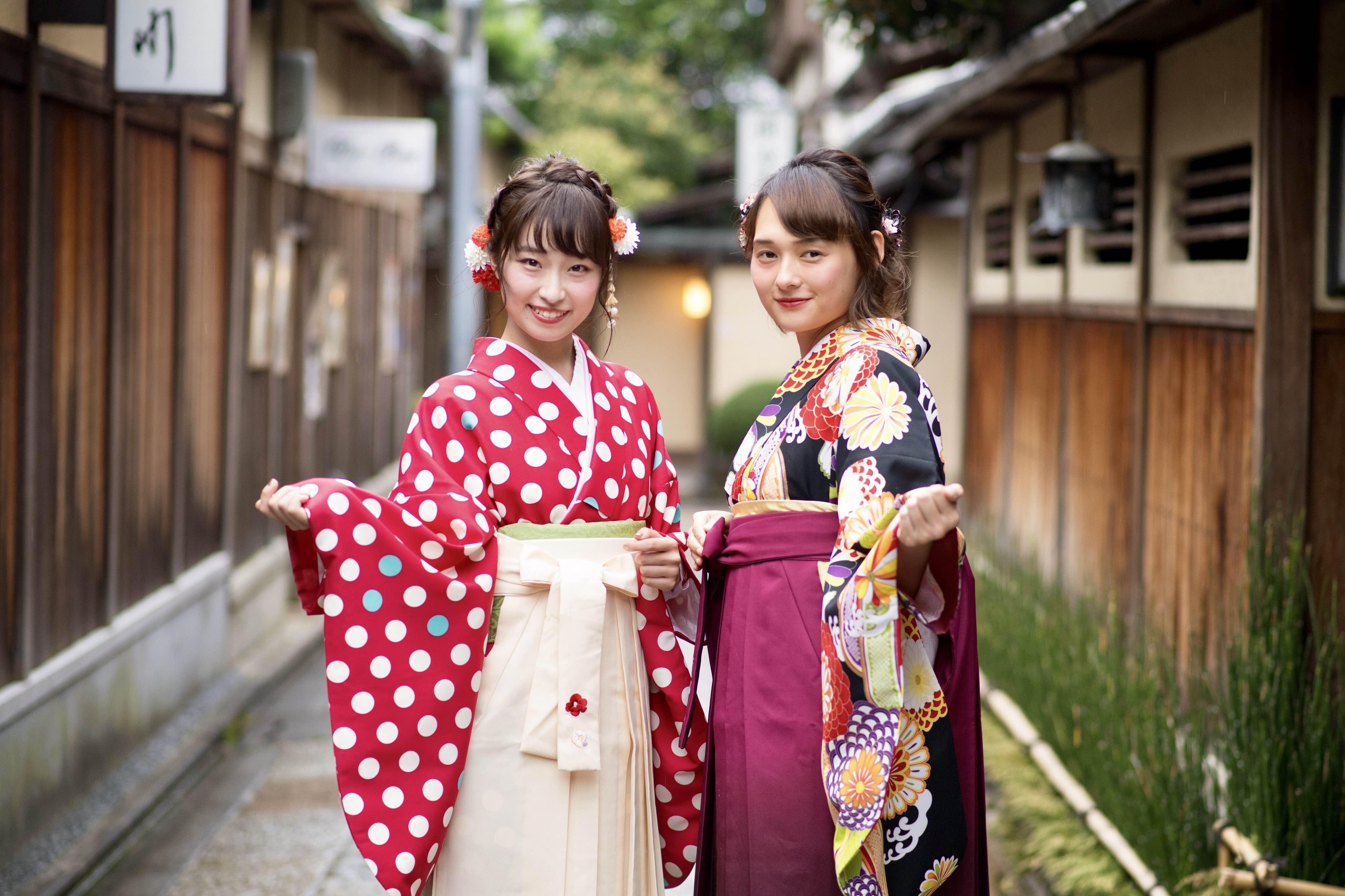 kimono bieu tuong van hoa nhat ban
