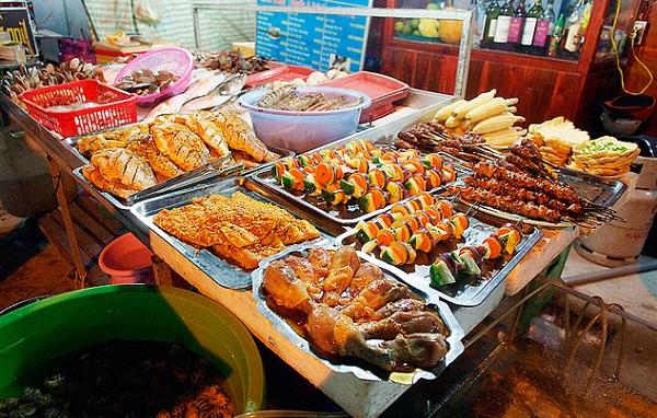 ăn gì ở chợ đêm phú quốc