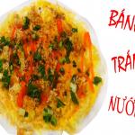 """Bánh tráng nướng Đà Lạt – """"Pizza"""" của người Việt"""