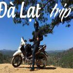 Phượt Đà Lạt: Kinh nghiệm đi phượt bằng xe máy an toàn