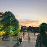 Quảng trường Đà Lạt – Địa điểm sống ảo được lòng giới trẻ