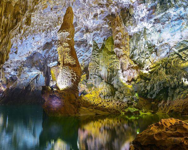 Tour du lịch Đà Nẵng Huế Phong Nha
