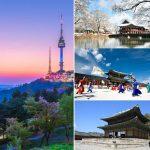 Du lịch Hàn Quốc tháng 10 mới nhất