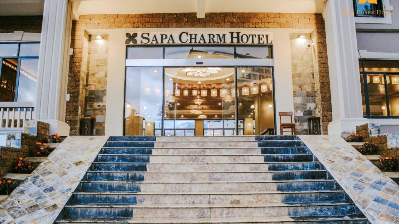 review charm sapa hotel
