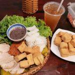 Bật mí 5 quán bún đậu mắm tôm Nha Trang siêu ngon siêu rẻ