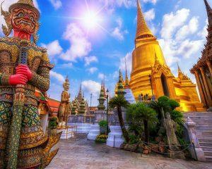 chùa phật ngọc thái lan