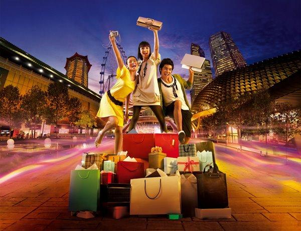 Du lịch kết hợp mua sắm