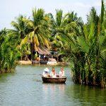 Trải nghiệm du xuân rừng dừa Bảy Mẫu