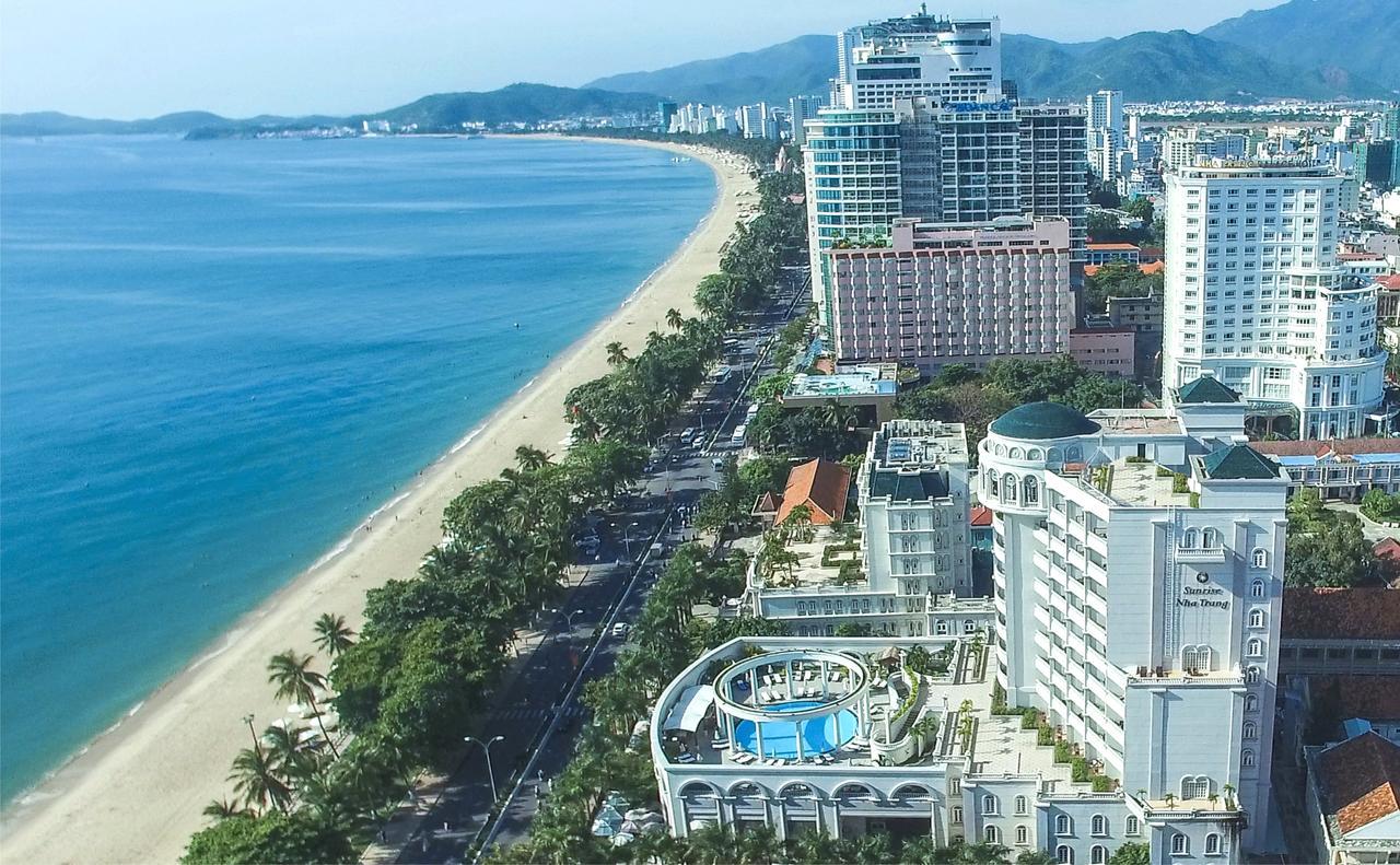 Thành phố Nha Trang - thành phố du lịch đáng mơ ước!!!