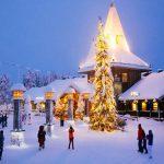 Ngôi làng ông già Noel