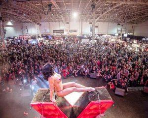 Sex show Thái Lan