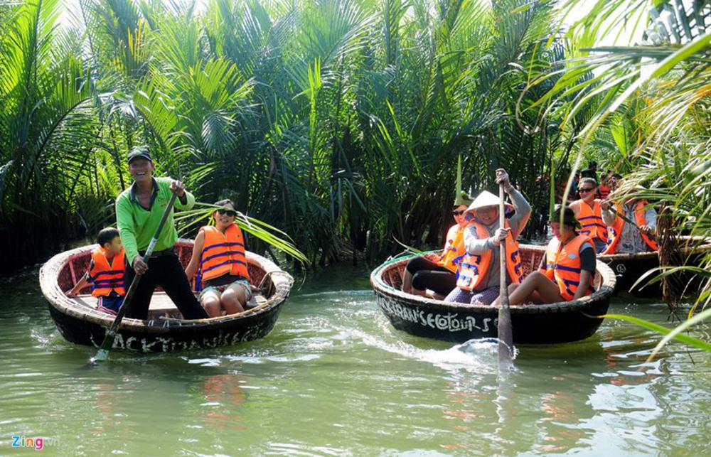 Kinh nghiệm đi rừng dừa Bảy Mẫu Hội An chi tiết | FOCUS ASIA TRAVEL