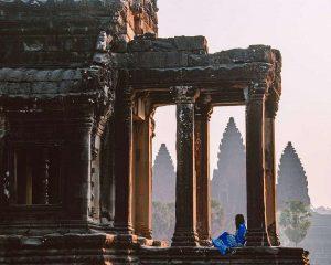 Tết này thăm quan những ngôi đền đẹp nhất châu Á