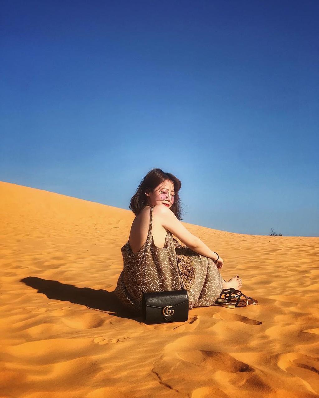 đồi cát miền trung
