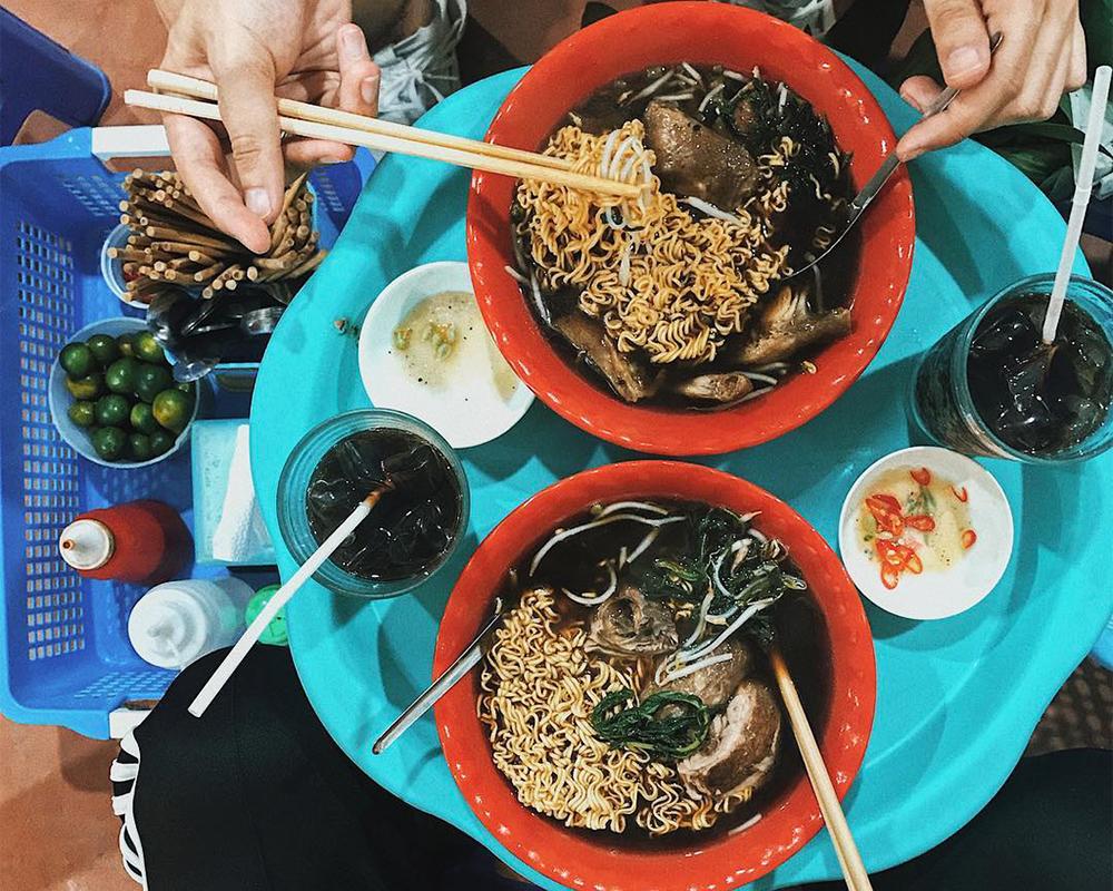 ẩm thực phố cổ Hà Nội