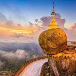 chùa núi vàng tại bangkok