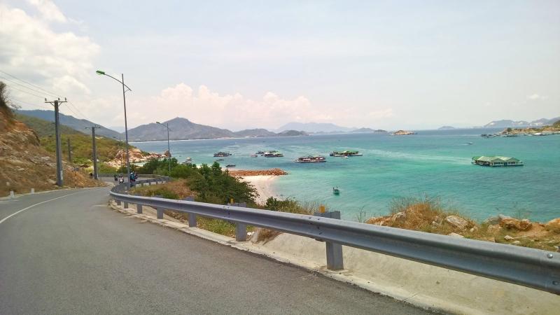 cung đường ven biển đẹp nhất