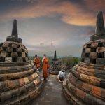 ngôi đền Borobudur