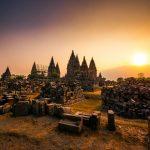 ngôi đền Prambanan