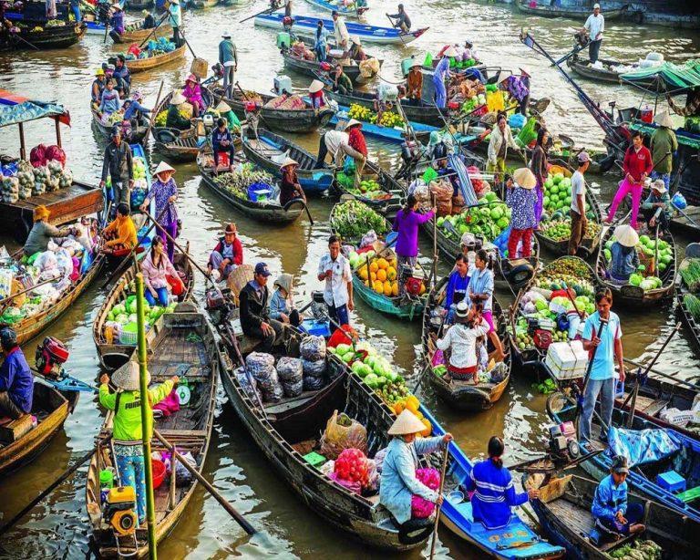 Tour du lịch Hà Nội - Cần Thơ - Côn Đảo 4N3D