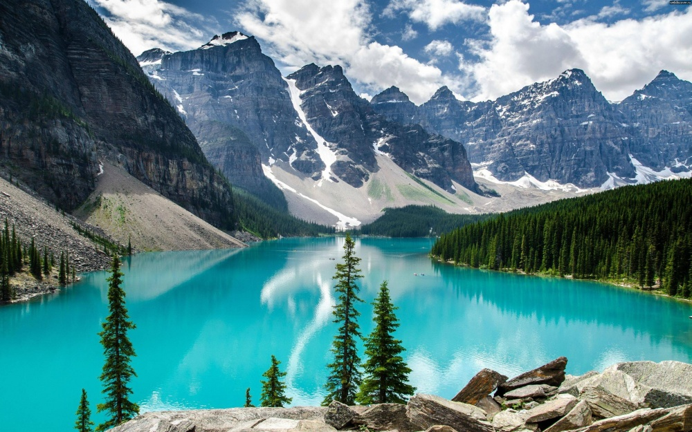 vẻ đẹp của những hồ nước trê thế giới