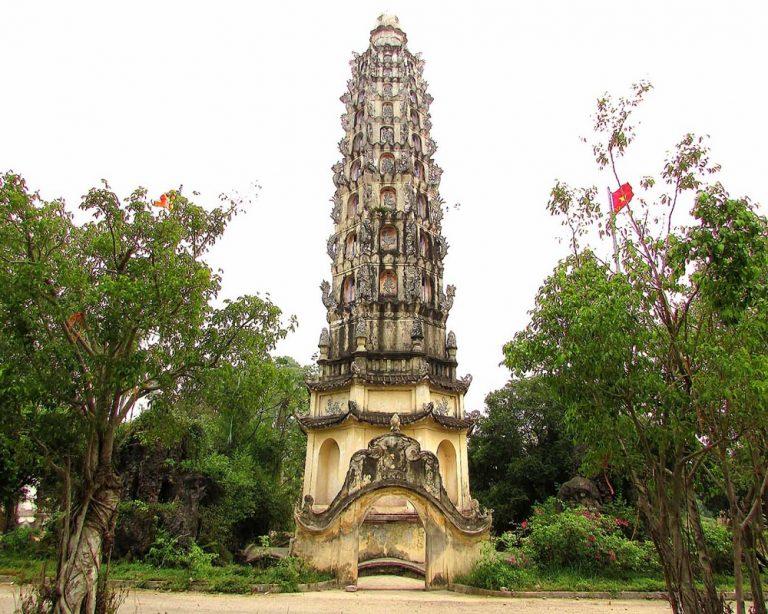 Chùa Cổ Lễ - Đền Trần - Phổ Minh - Phủ Giầy