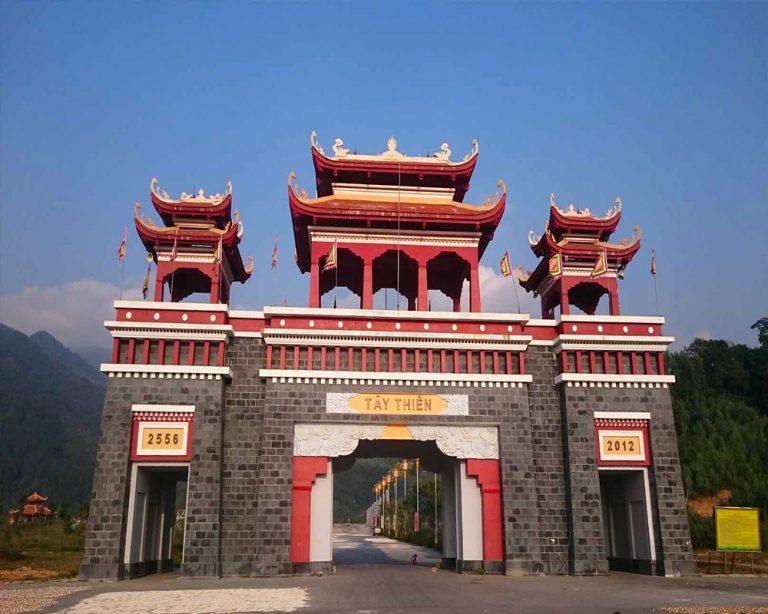 Tây Thiên Thiền Viện Trúc Lâm