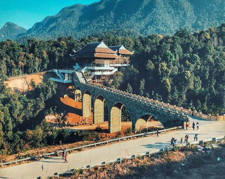 Tây Yên Tử - Chùa Vĩnh Nghiêm - Thiền Viện Trúc Lâm