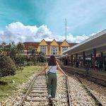 Check-in những đường tàu đẹp nhất Việt Nam