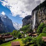 Khám phá làng Lauterbrunnen đẹp tựa tranh vẽ tại Thụy Sĩ