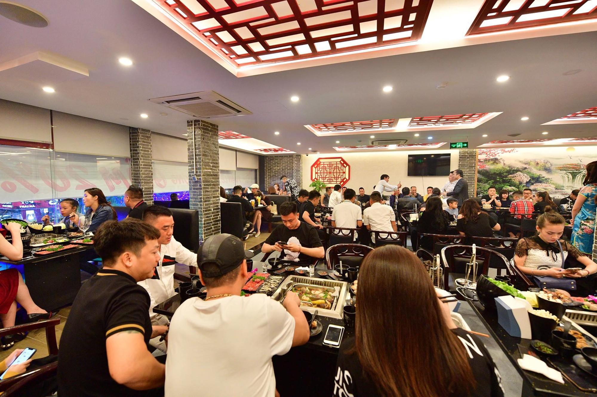 Top 5 nhà hàng Trung Quốc chuẩn vị ở Hà Nội