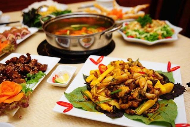 món ăn phục vụ đêm tại Hà Nội