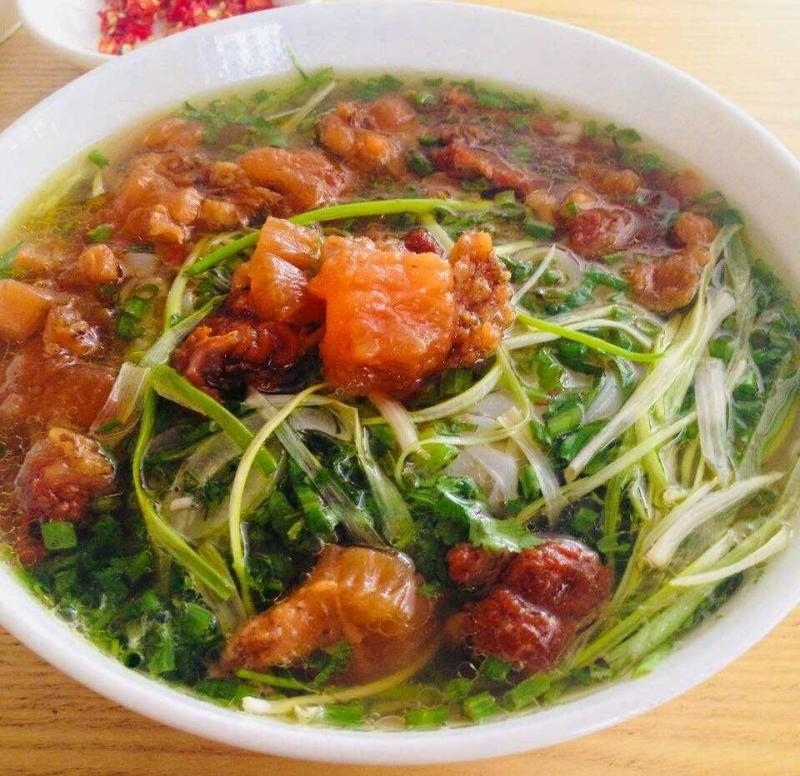 món ăn không ngủ ở Hà Nội