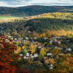 Top 5 thị trấn đẹp nhất ở New England, Mỹ